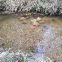 Urządzenie tarlisk na rzece Redze Sława 6